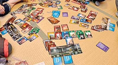 7 Wonders gioco scatola