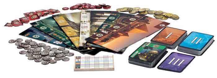 7 wonders migliore gioco tavolo
