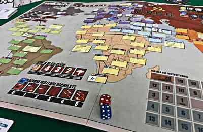 Twilight Struggle gioco tavolo due giocatori