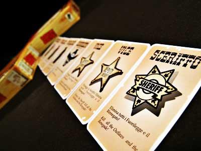 bang particolare carte