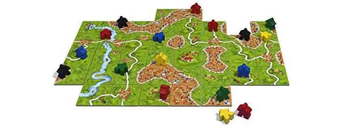 carcassonne migliore gioco tavolo