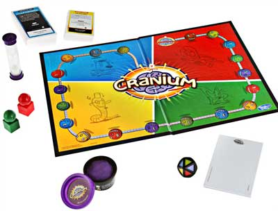 cranium contenuto gioco in scatola
