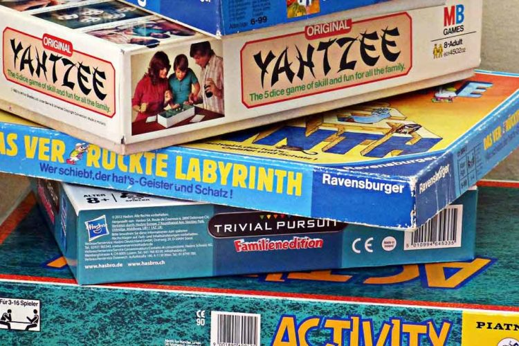 giochi scatola