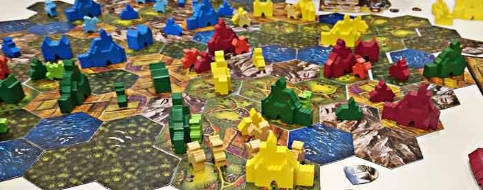 gioco scatola terra mystica