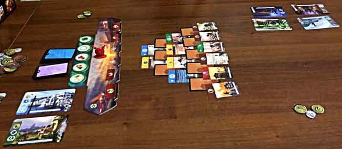 gioco societa 7 wonders duel