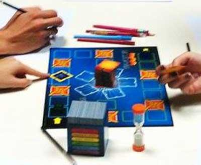 gioco tavolo pictionary