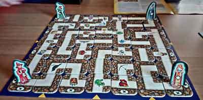 labirinto magico gioco società