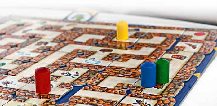 labirinto magico gioco tavolo
