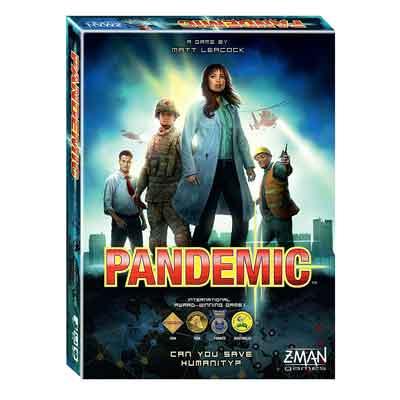 miglior gioco da tavolo pandemia