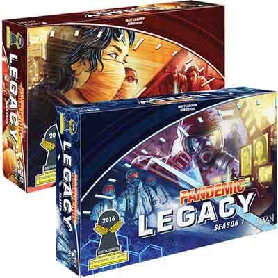 miglior gioco da tavolo pandemic legacy