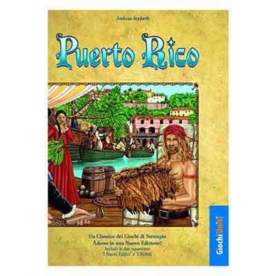 migliore gioco tavolo puerto rico