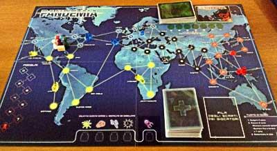 pandemia gioco tavolo