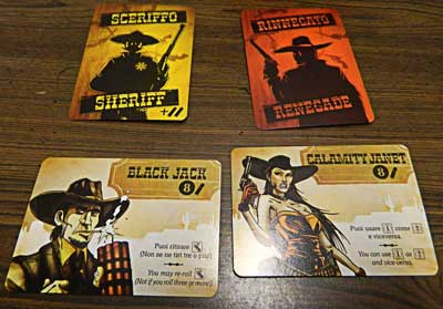 particolare carte bang