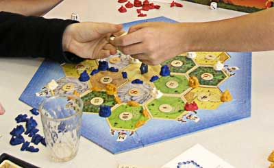 partita coloni catan