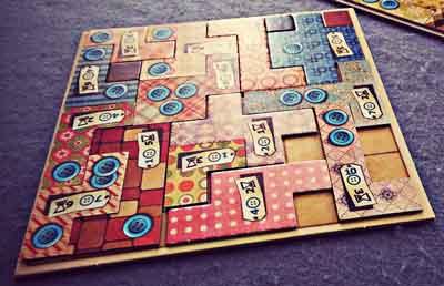 patchwork gioco da tavolo