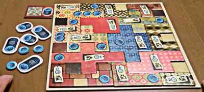 patchwork gioco di società
