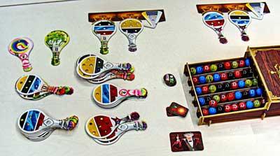 gioco tavolo pozioni esplosive