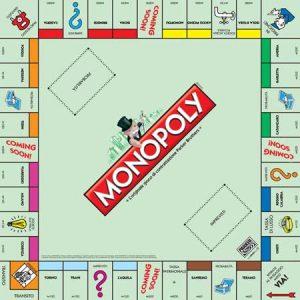 tabellone Monopoly Italiano