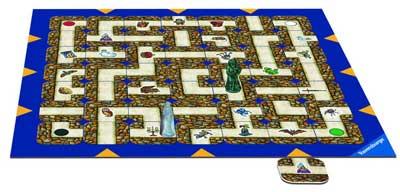 tabellone labirinto magico