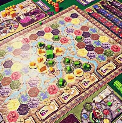 terra mystica gioco societa