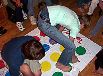 twister gioco societa