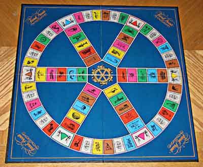 Trivial Pursuit gioco tavolo classico