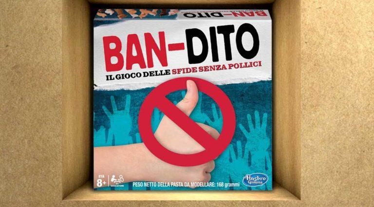 Ban-Dito: il gioco da tavolo per imparare la manualità