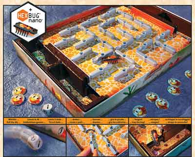 cucaracha gioco tavolo