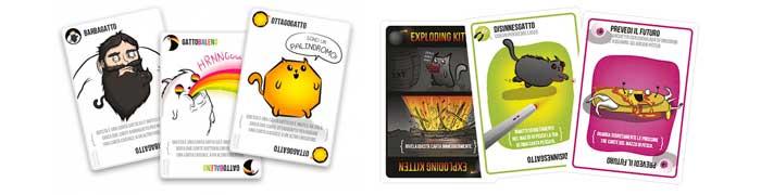 exploding kittens migliore gioco tavolo