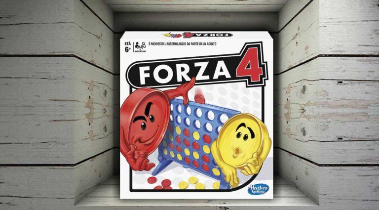 Forza 4: il gioco da tavolo dove vince l'attenzione