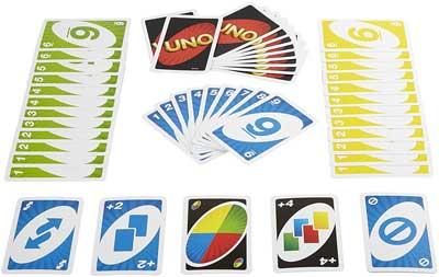 gioco carte uno