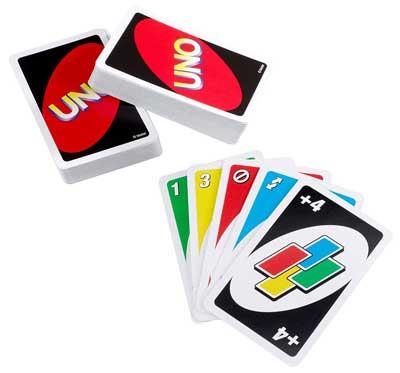 gioco da tavolo uno