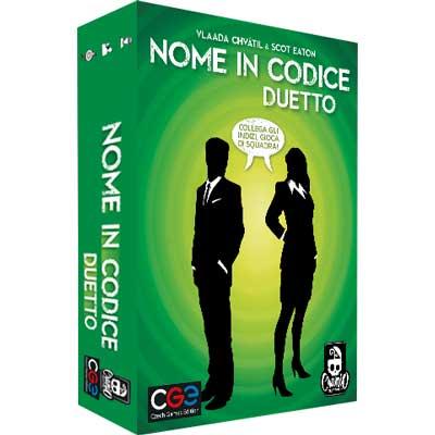 miglior gioco scatola nome codice duetto