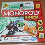 migliore gioco da tavolo monopoly junior