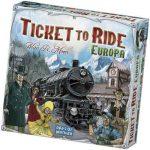 migliore gioco tavolo ticket to ride europa