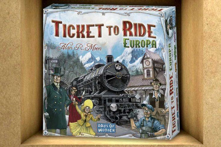 ticke to ride europa