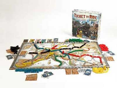 ticke to ride europa gioco società