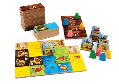 Kingdomino gioco tavolo