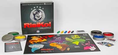 Risiko Challenge gioco scatola