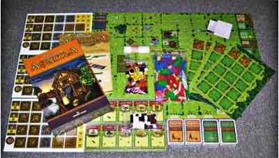 agricola gioco scatola