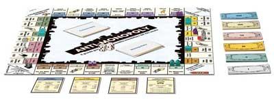 anti-monopoly gioco da tavolo