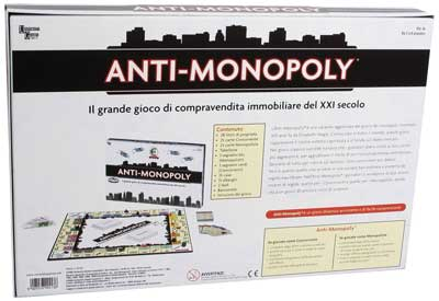 anti-monopoly gioco tavolo