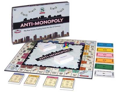 antimonopoly gioco società