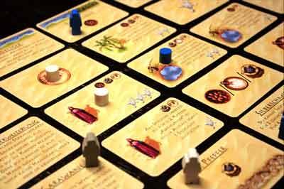 gioco scatola targi