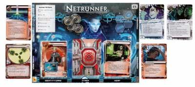 gioco tavolo android netrunner