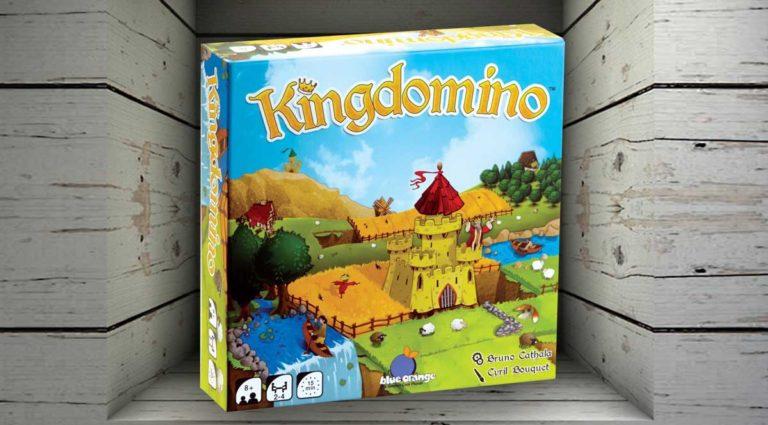 Kingdomino: crea il tuo reame con un gioco da tavolo