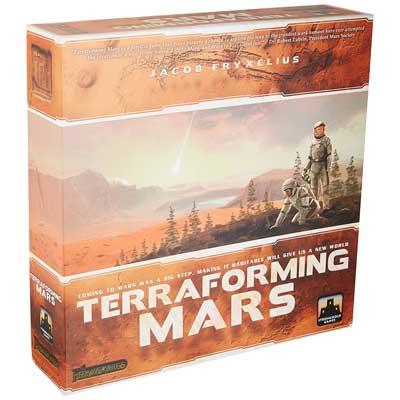 migliore gioco scatola terrraforming mars