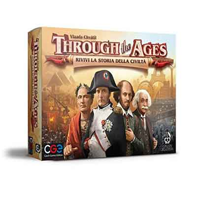 migliore gioco scatola through the ages
