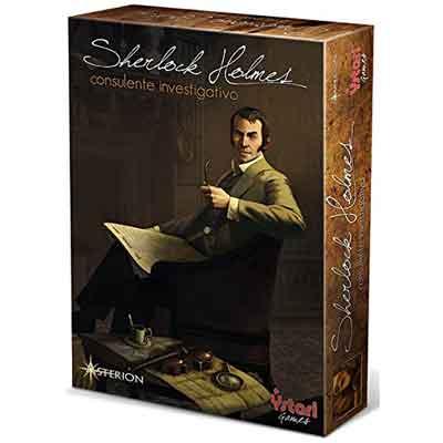 migliore gioco tavolo sherlock-holmes consulente investigativo