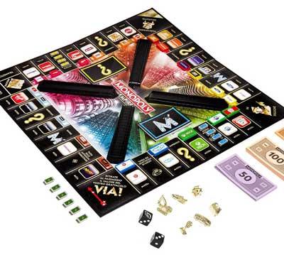 monopoly empire gioco da tavola